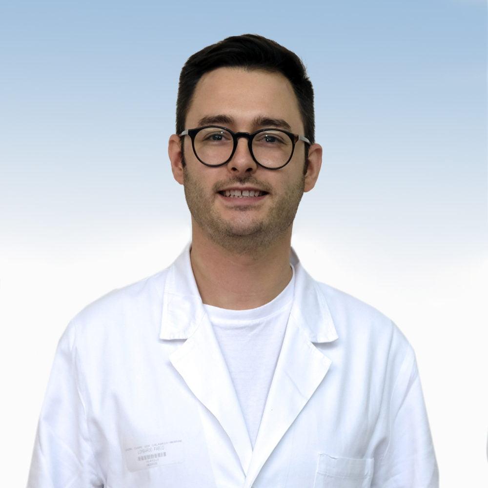 Fabio Lombardo, radiologo IRCCS Ospedale Sacro Cuore Don Calabria di Negrar