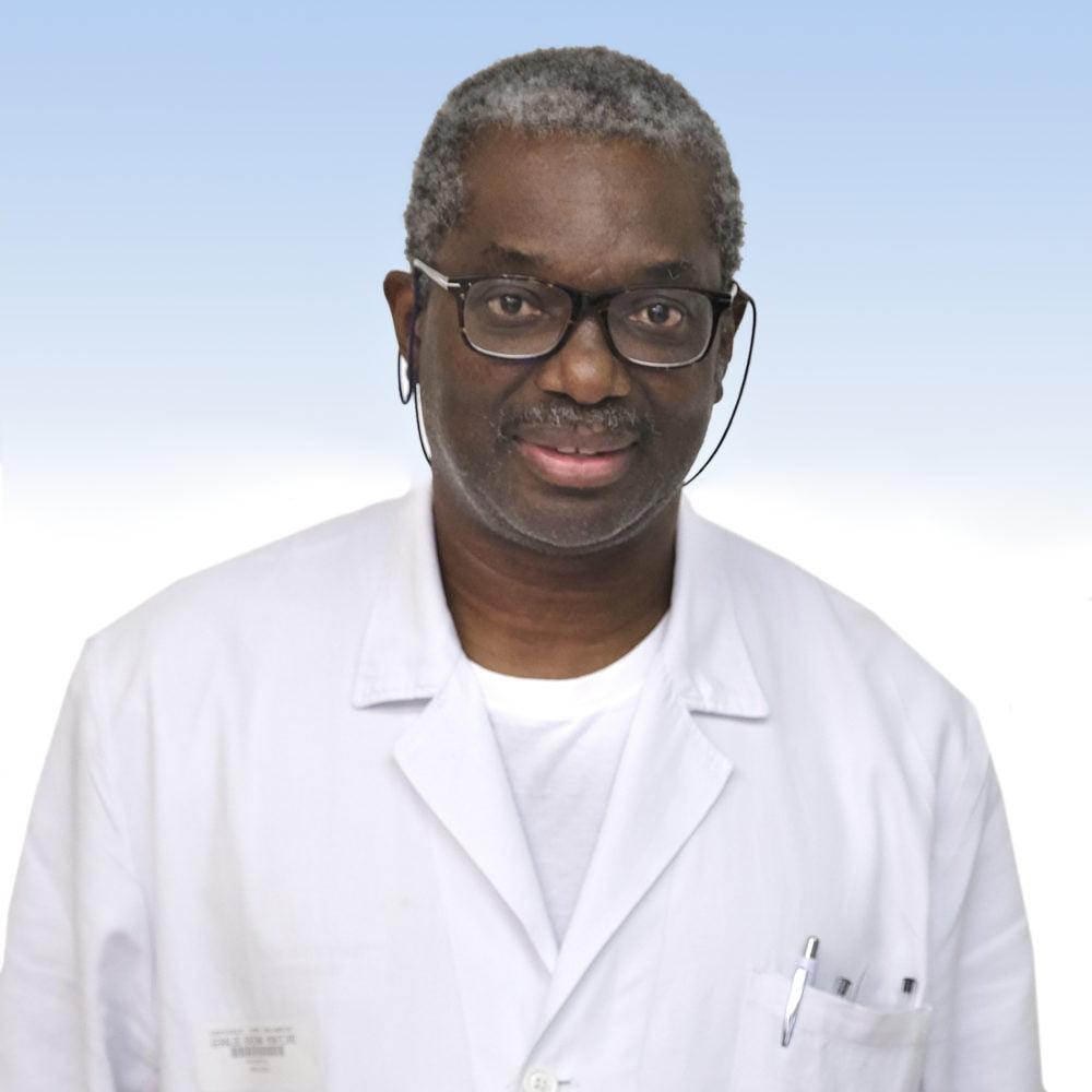 Geraldo Monteiro, infettivologo IRCCS Ospedale Sacro Cuore Don Calabria di Negrar