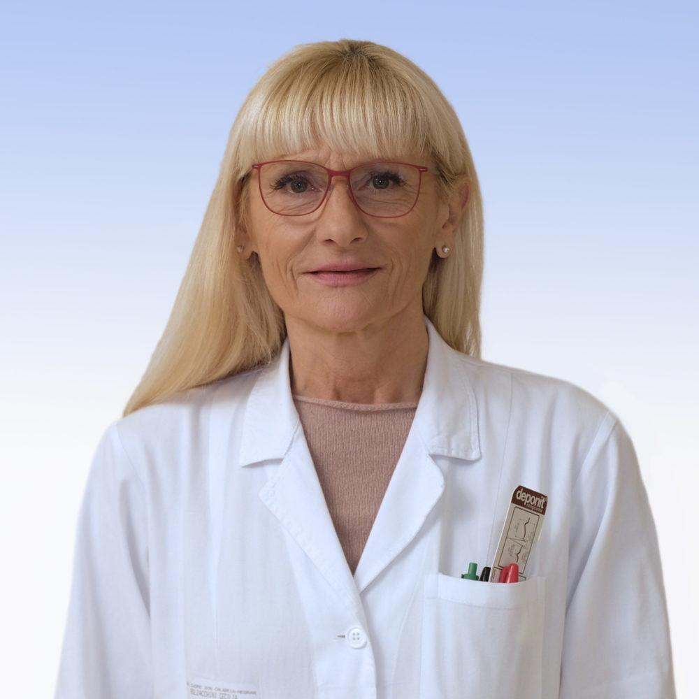 Dottoressa Cecilia Bolzacchin, fisiatra Irccs Ospedale Sacro Cuore Don Calabria di Negrari