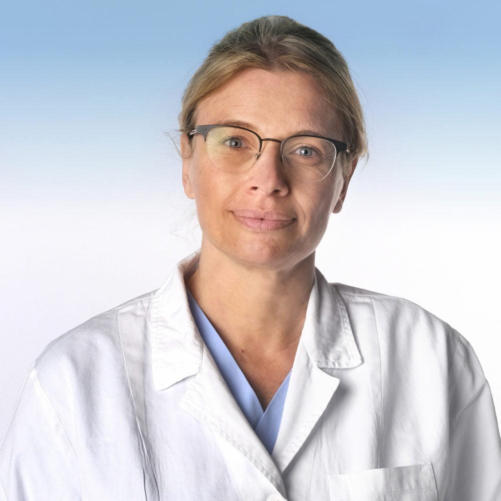 Dottoressa Ida Ardovino, ginecologa