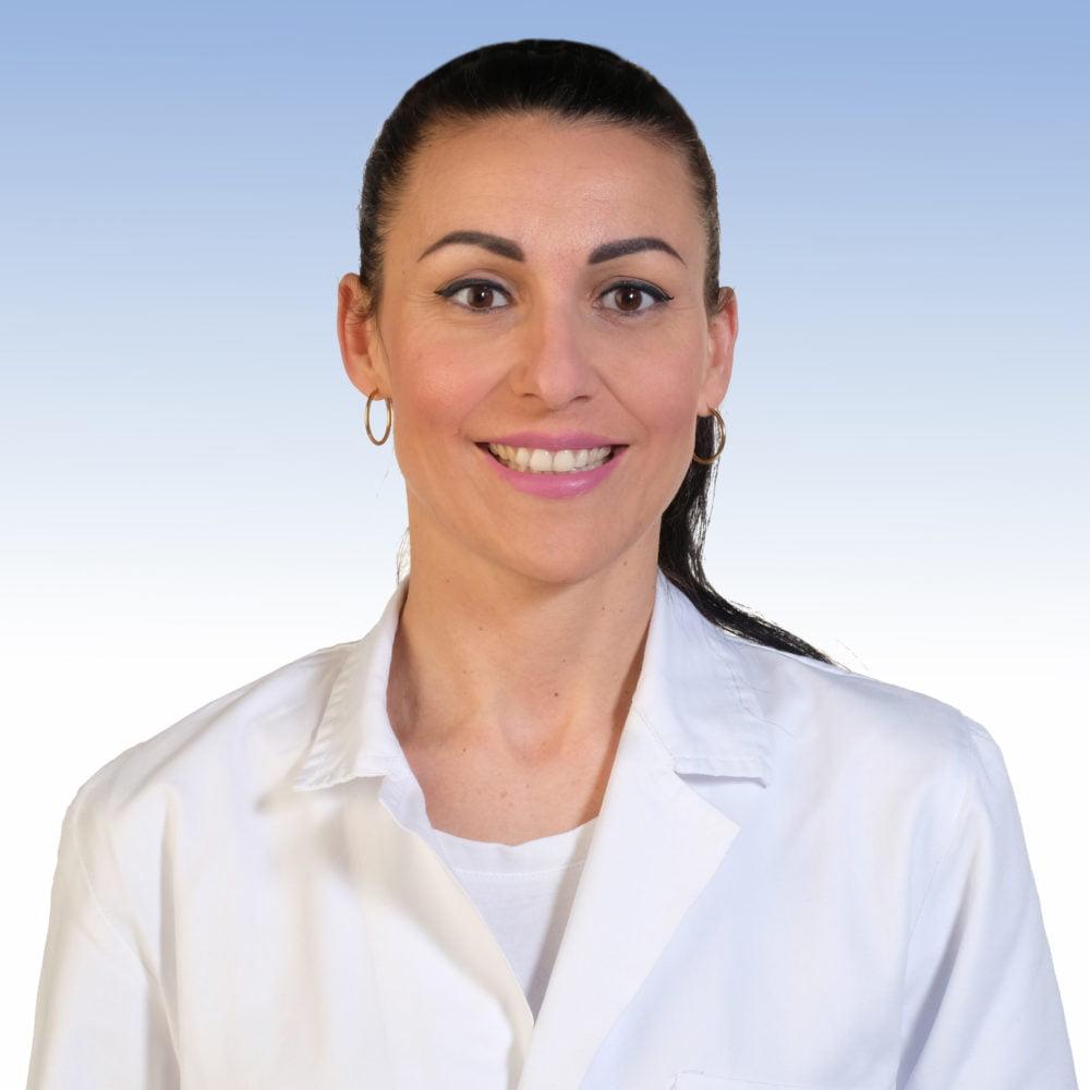 Elisa Bellesini, ortottista, Irccs Ospedale Sacro Cuore Don Calabria