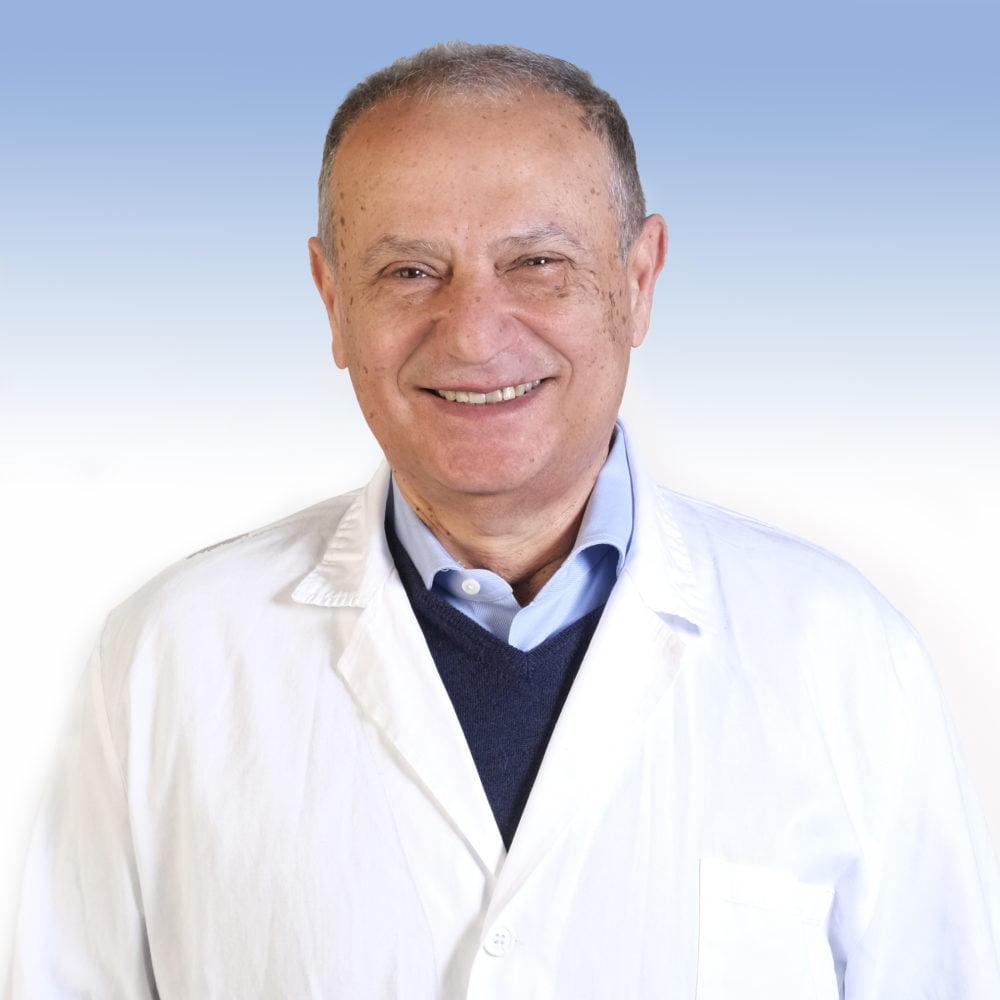 Dottor Maurizio Carrara, Gastroenterologia dell'Irccs Ospedale Sacro Cuore Don Calabria