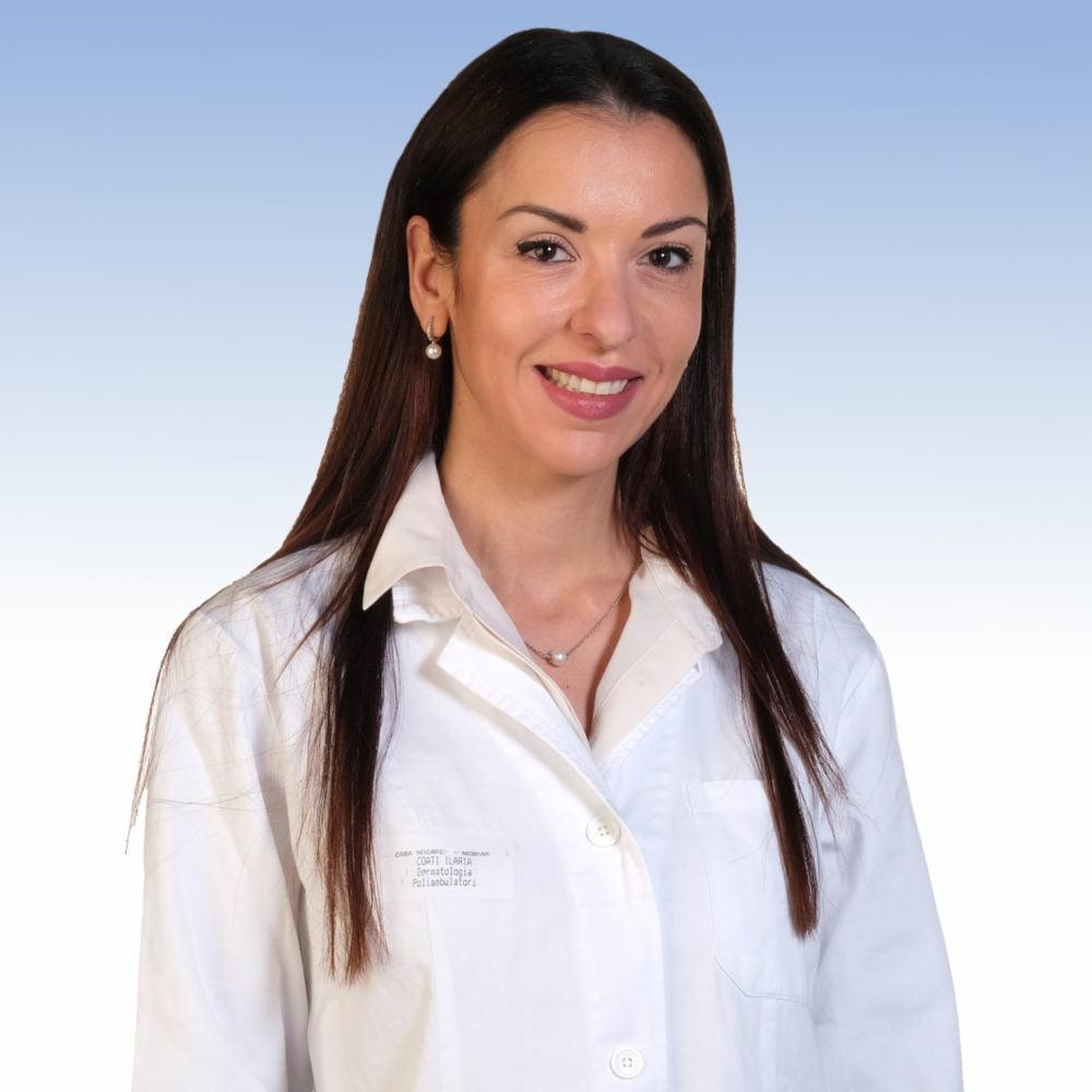 Dottoressa Ilaria Coati, Servizio di Dermatologia Irccs Ospedale Sacro Cuore Don Calabria