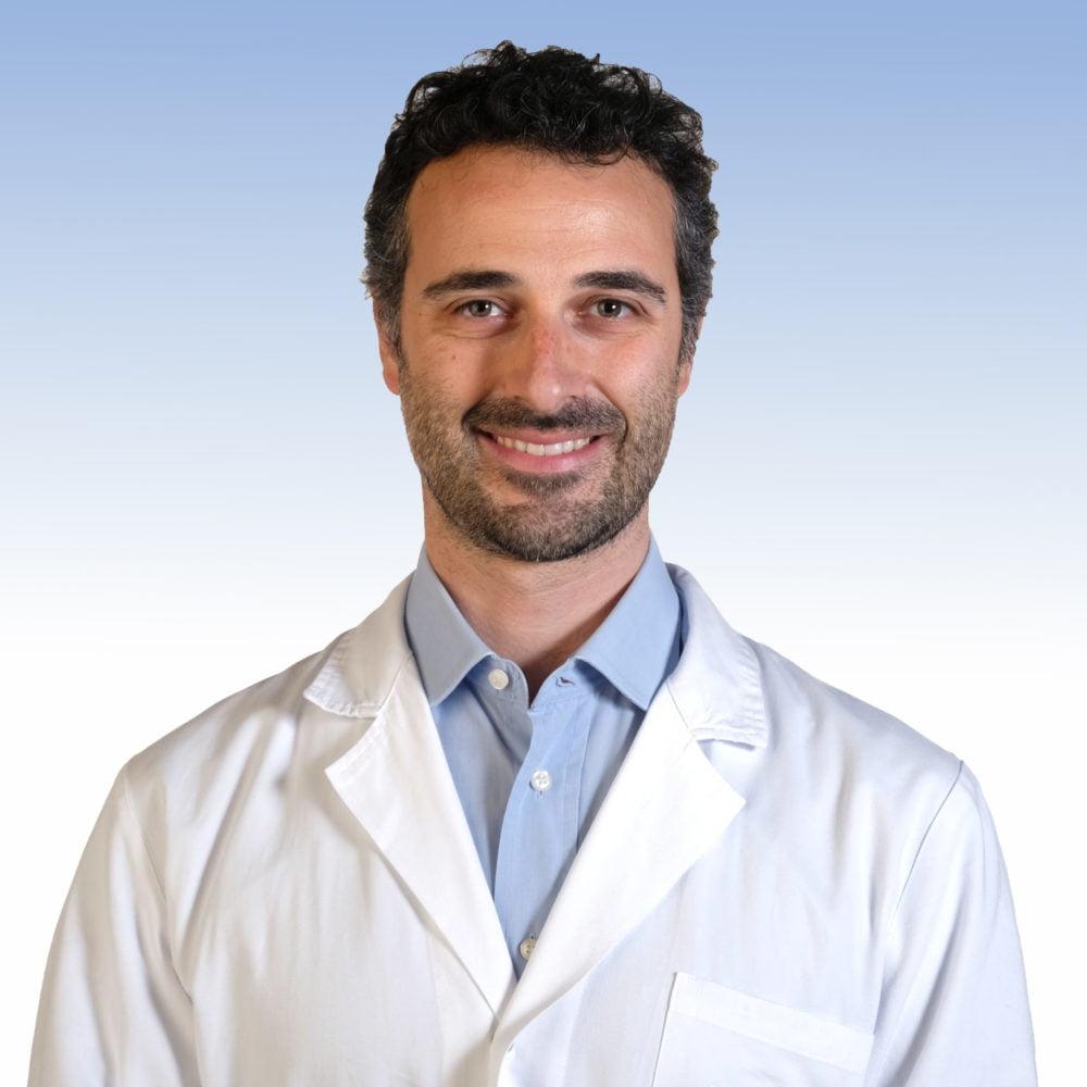 Dottor Fabio Di Cerbo, ortottista dell'Irccs Ospedale Sacro Cuore Don Calabria