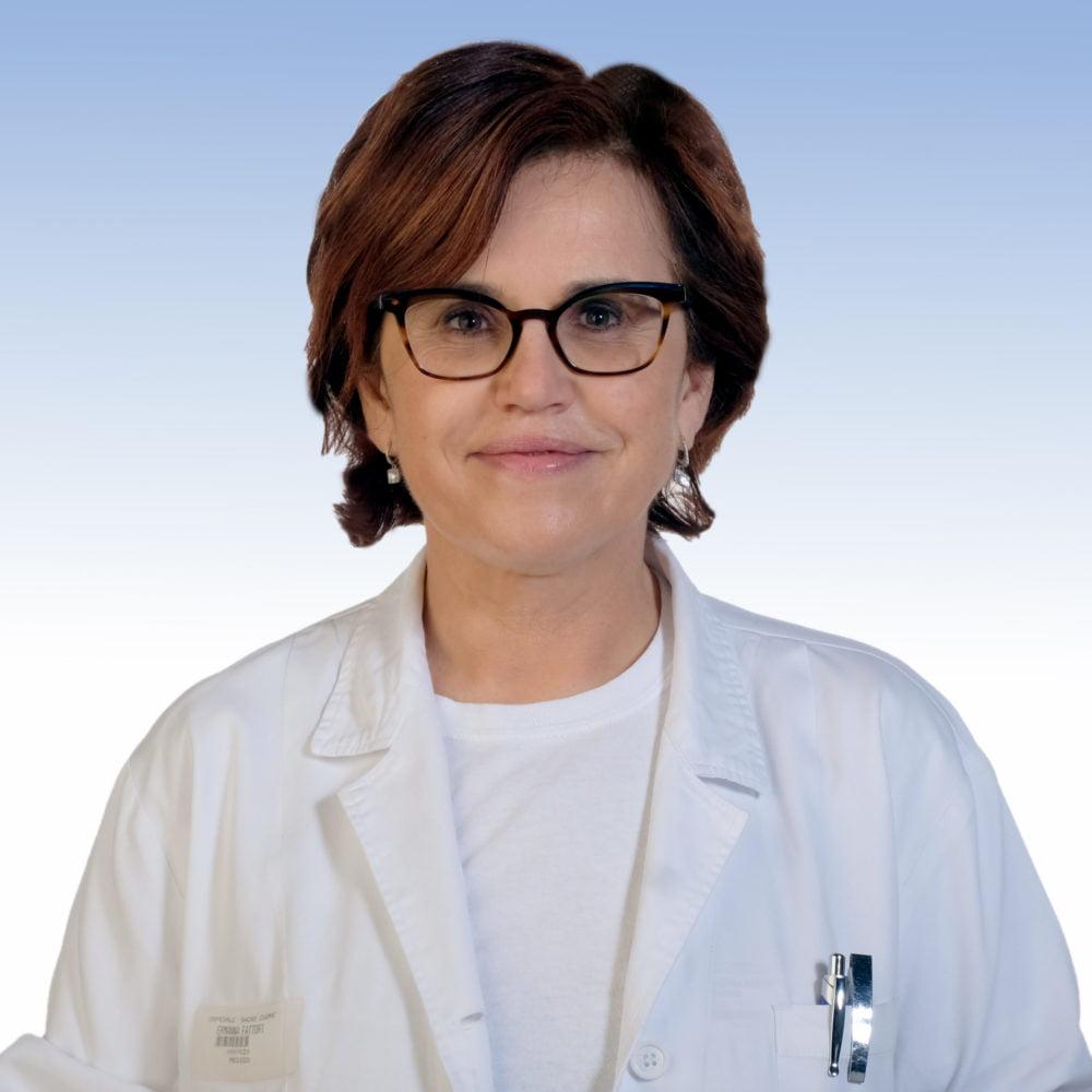 Dottoressa Ermanna Fattori, Pediatria dell'IRCCS Ospedale Sacro Cuore Don Calabria