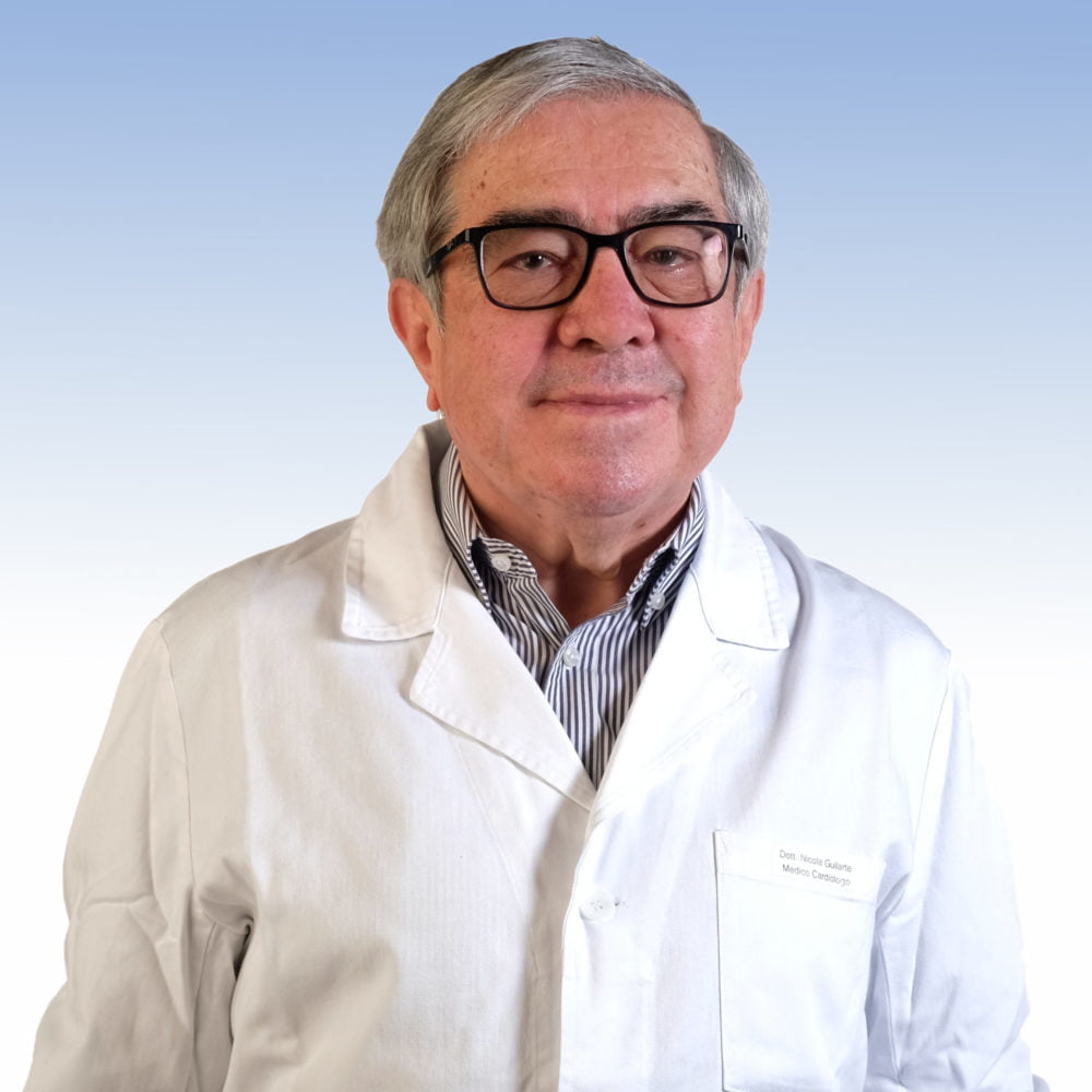 Dottor Herman Guilarte, cardiologo del Centro Dagnostico Terapeutico via San Marco 121 Verona