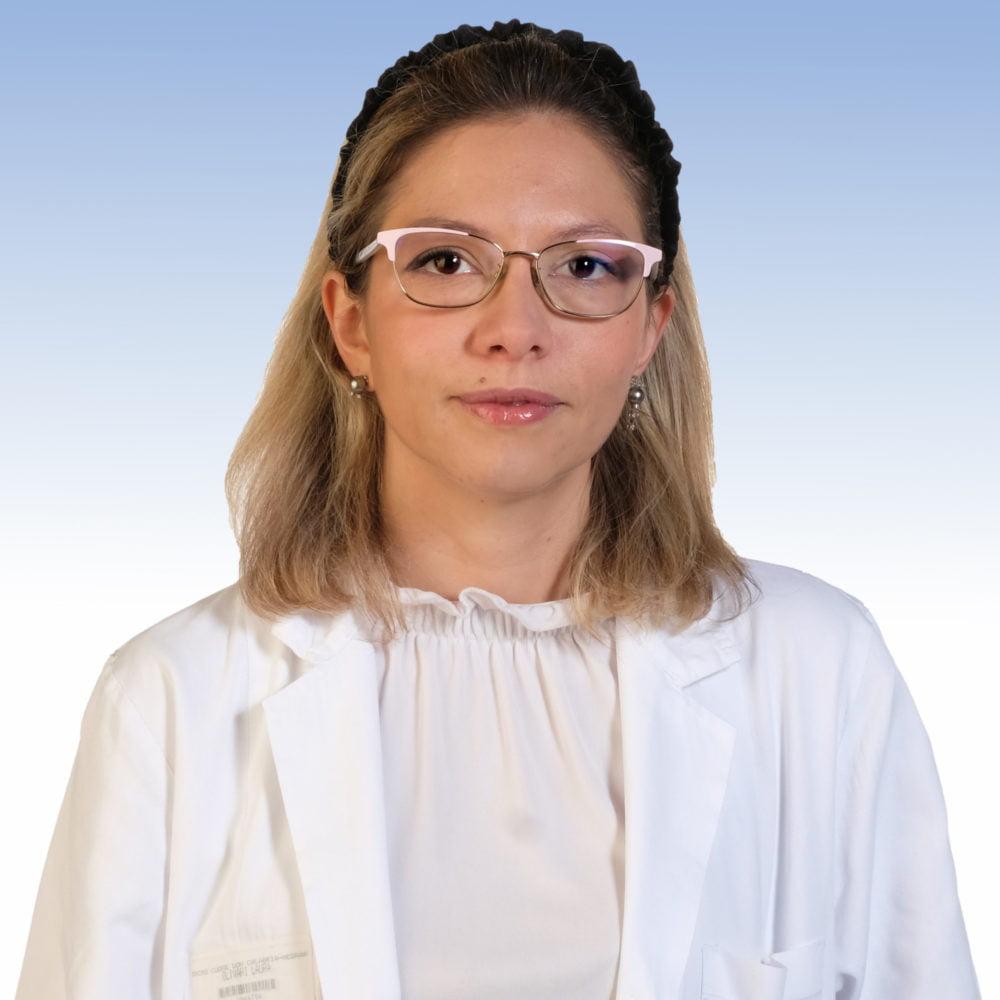 Dottoressa Laura Olivari, Medicina Nucleare Irccs Ospedale Sacro Cuore Don Calabria