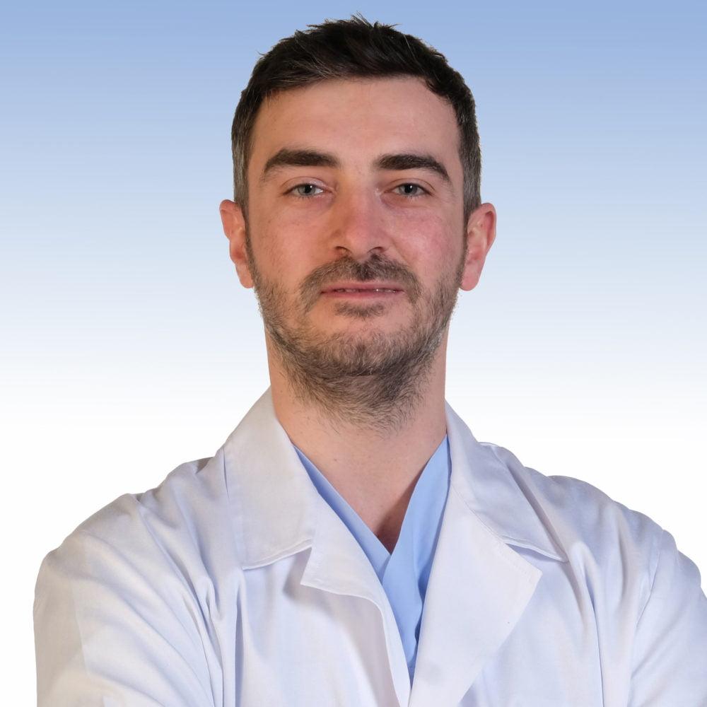 Dottor Stefano Pasqualotto, Ortopedia e Traumatologia Irccs Ospedale Sacro Cuore Don Calabria
