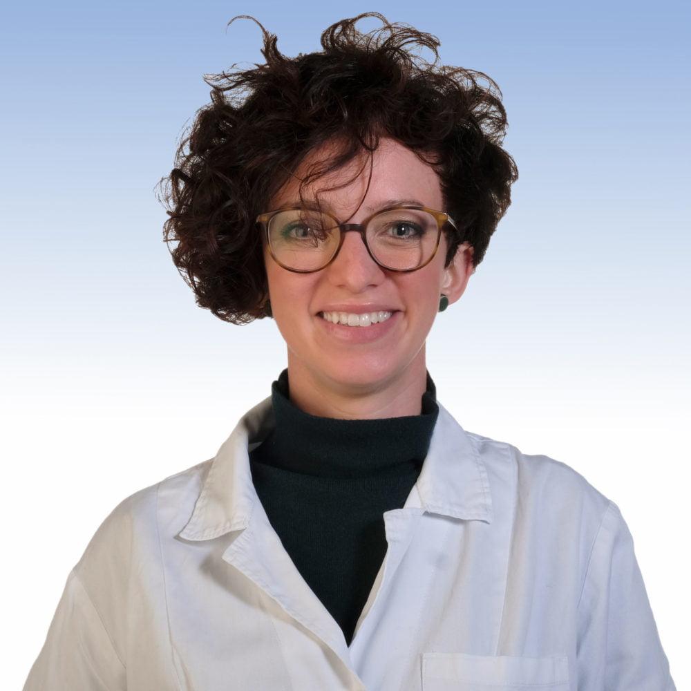 Miriam Peretti, ostetrica Centro Diagnostico Terapeutico Ospedale Sacro Cuore