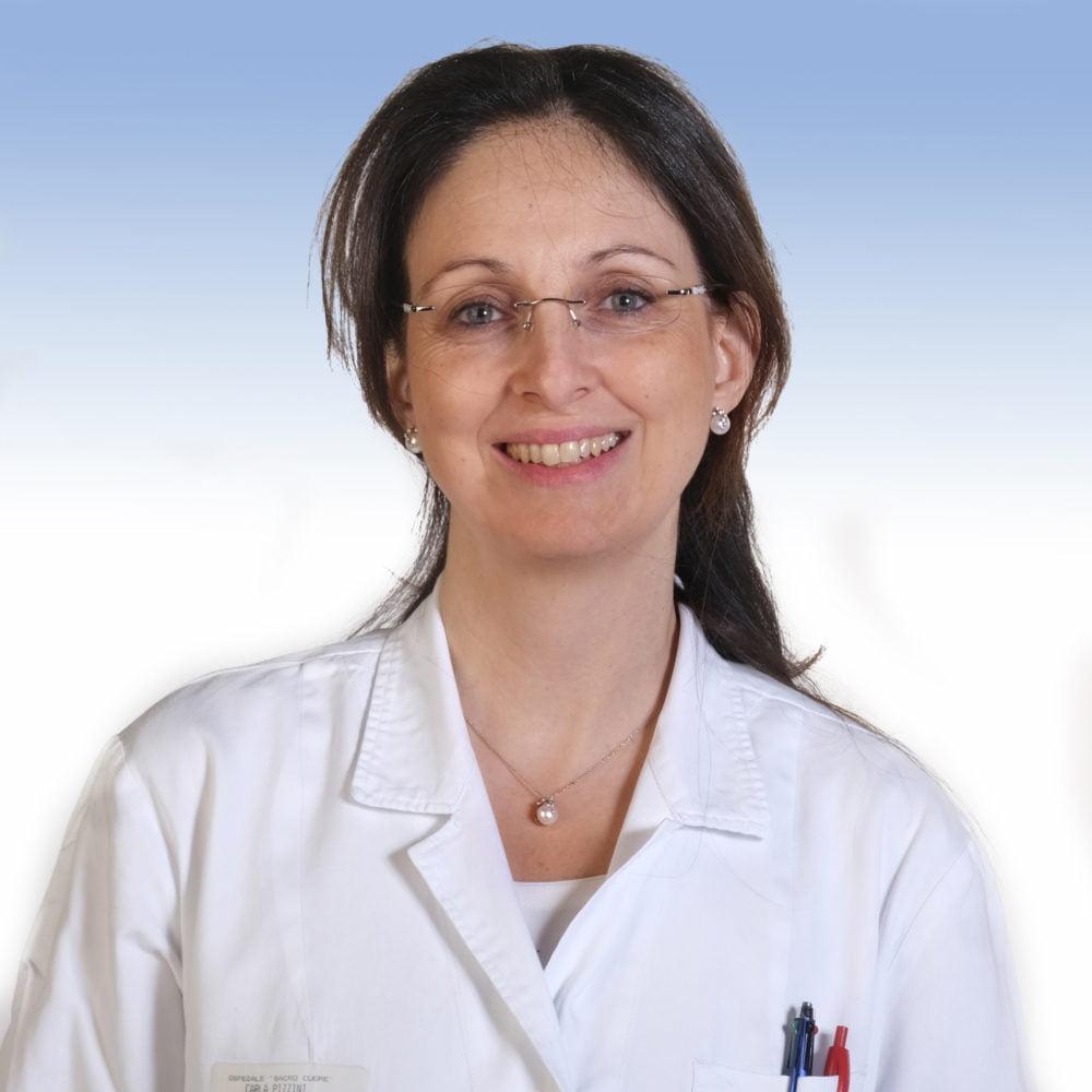 Dottoressa Carla Pizzini, Pediatria, Irccs Ospedale Sacro Cuore Don Calabria
