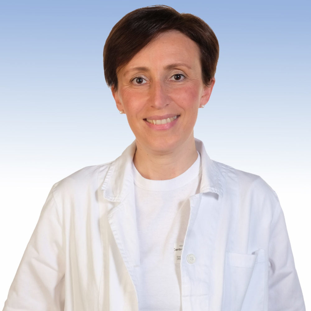 Dottoressa Paola Poiese, psicologa, Centro Diagnostico Terapeutico Ospedale Sacro Cuore