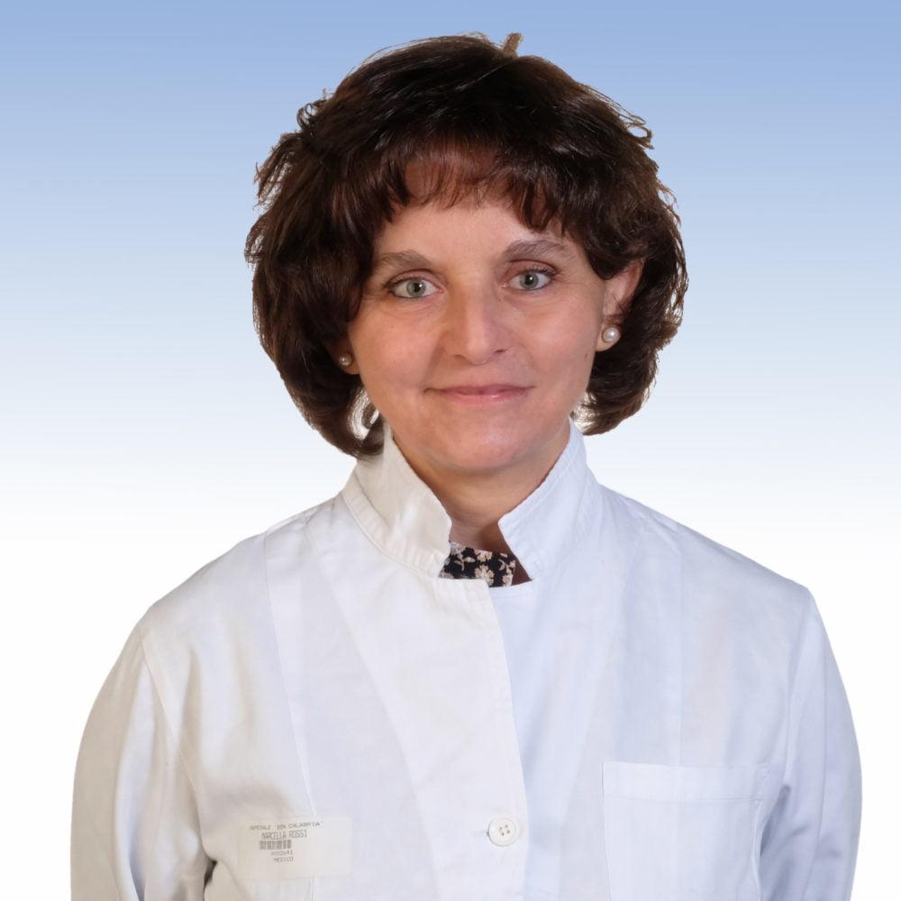 Dottoressa Marcellla Rossi, Terapia Intensiva Irccs Ospedale Sacro Cuore Don Calabria