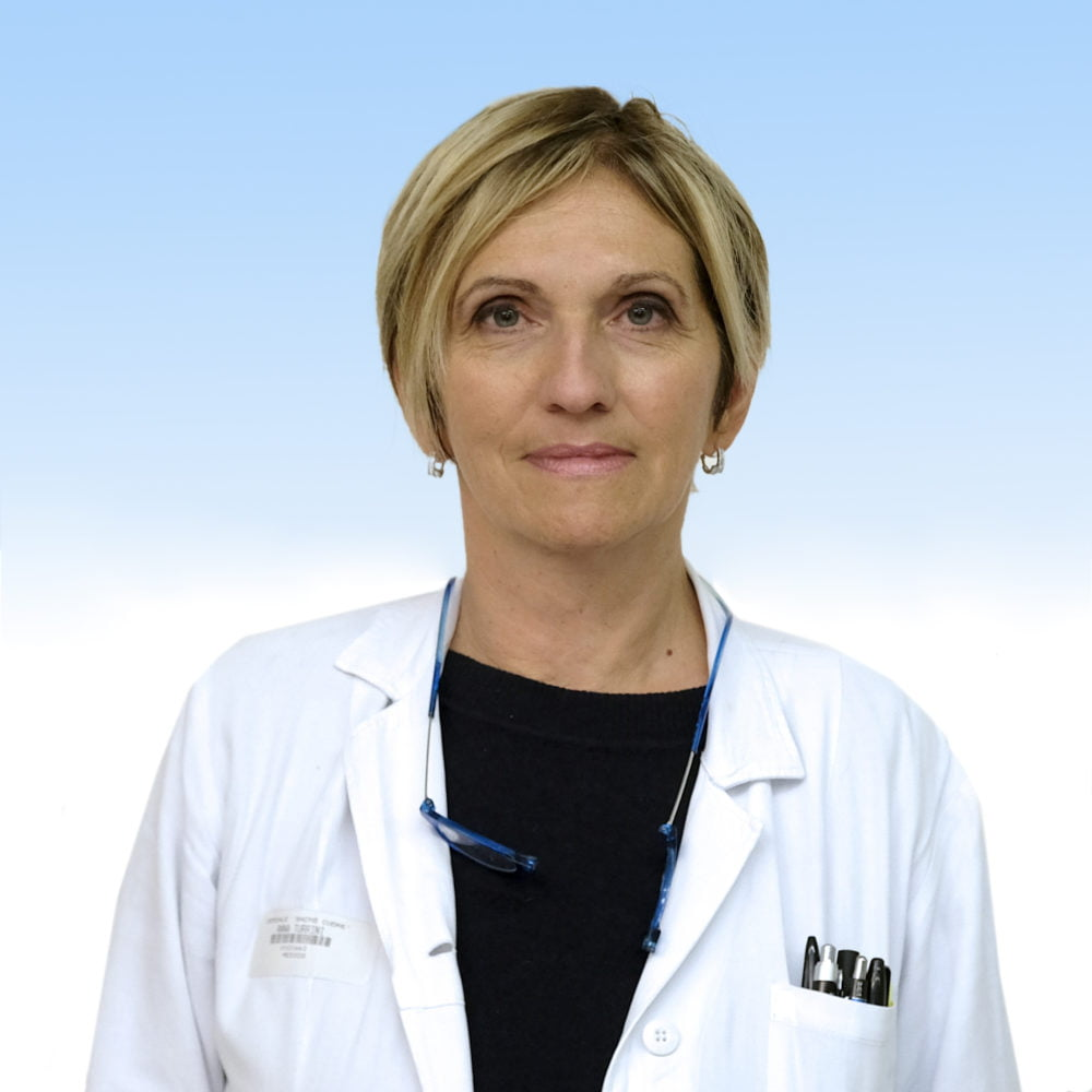 Dottoressa Anna Turrini, Laboratorio Analisi, IRCCS Ospedale Sacro Cuore Don Calabria