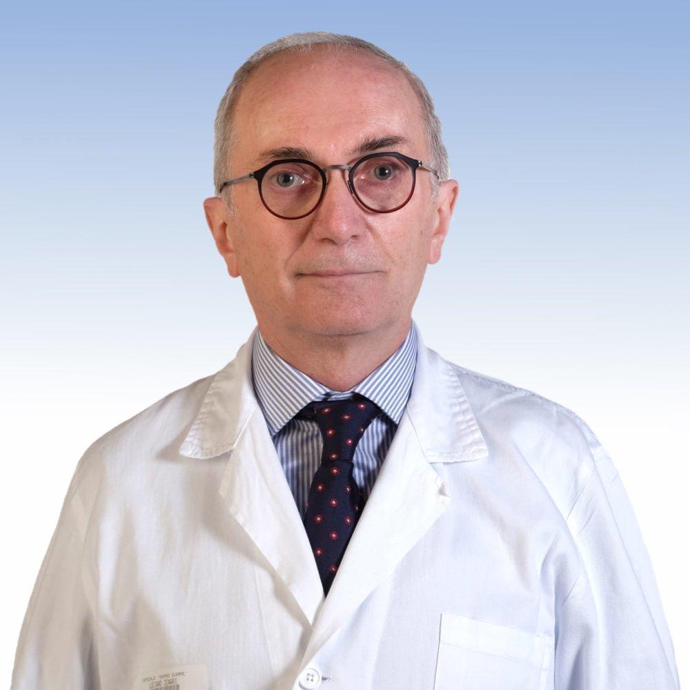 Dottore Luciano Zenari, direttore Diabetologia Irccs Ospedale Sacro Cuore Don Calabria