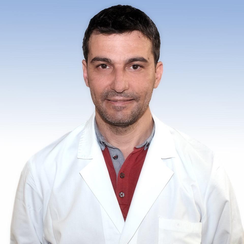 Giovanni Chillemi, ortottista dell'IRCCS Ospedale Sacro Cuore Don Calabria