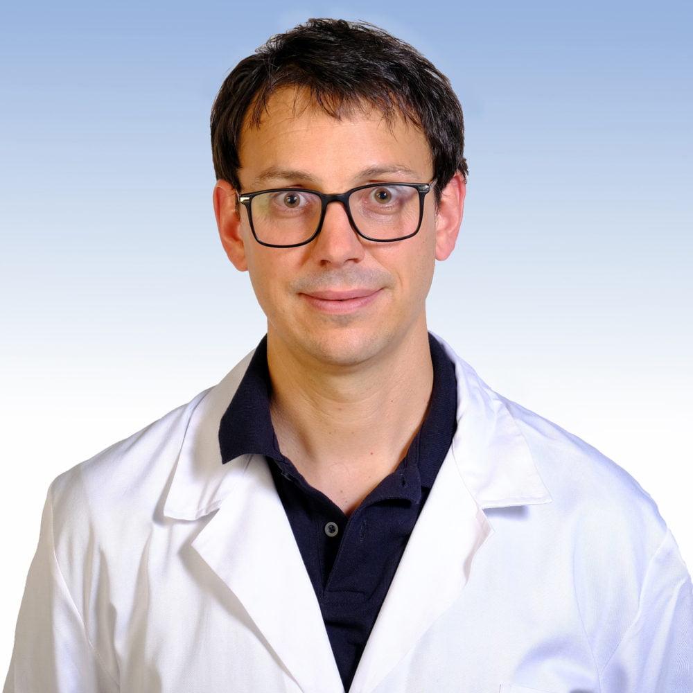 Dottor Mattias Garrido, gastroenterologo