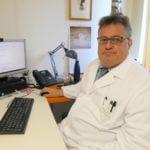 Giuseppe Marasca, infettivologo dell'Irccs Sacro Cuore Don Calabria